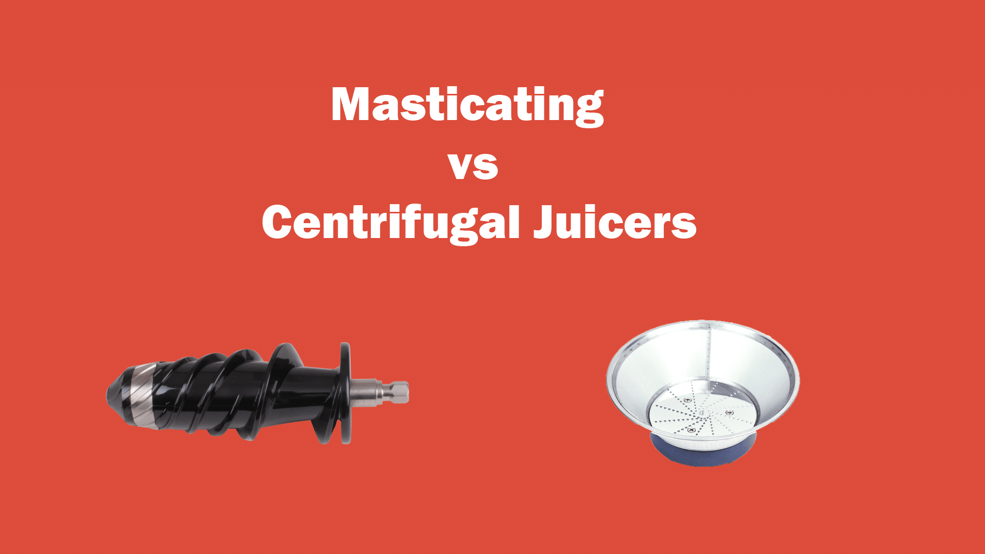Best Masticating Juicer for 2018 | #1 Cold Press Juicer Reviews